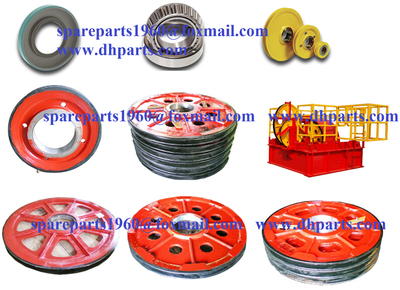 Crown Block and Parts TC90,TC135, TC180,TC225,TC315,TC450,TC585,TC7-450,TC-900,TC170-8