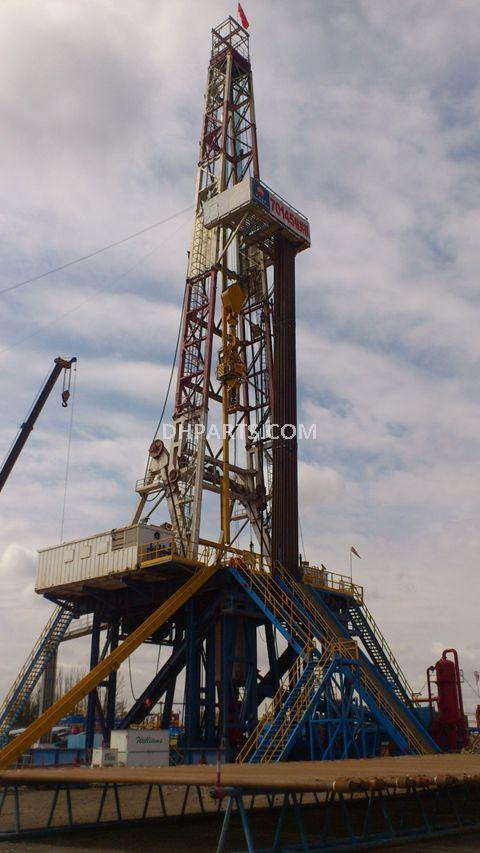 China Oil Field Drilling Rig Manufacturers