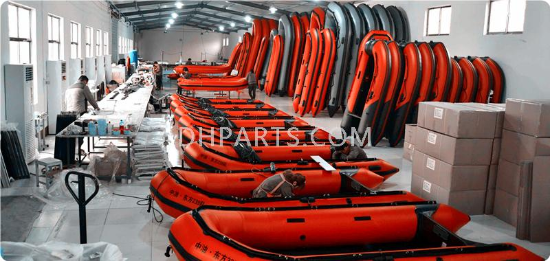 BGP of CNPC Customized Inflatable Boats
