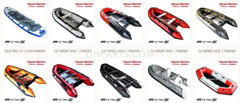 USA,Canada Inflatable Boats