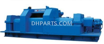 AC Variable Frequency Motor Driven Drawworks
