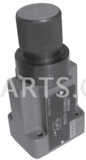 2FRM6 2-way flow control valve