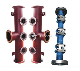 Suction Discharge Manifold