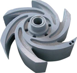"Impeller 11"",12"",13"",14"" For 5×4×14"