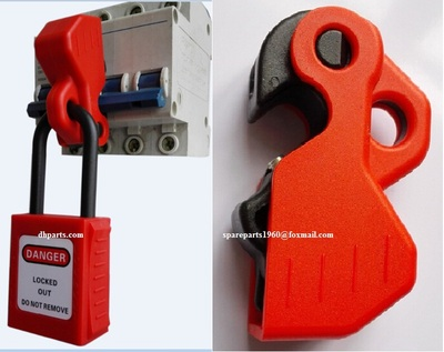Universal Circuit Breaker Lockout  XYZE15