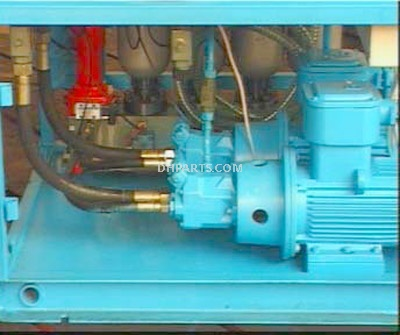 Pump Group of Hydraulic Power Unit